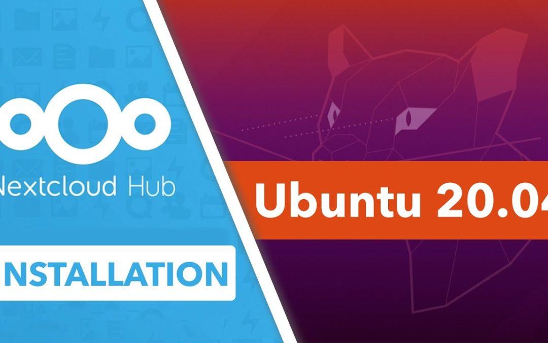 Nextcloud Installation auf Ubuntu 20.04 Server – Schritt-für-Schritt Anleitung
