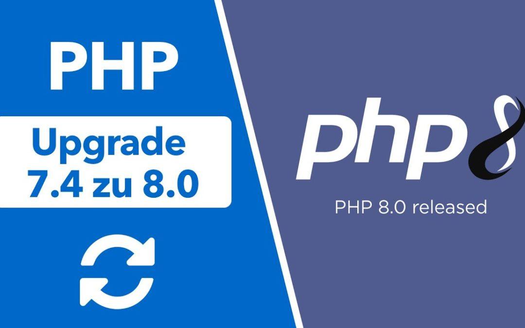 PHP 8.0 aktualisieren und installieren Ubuntu 18.04 & 20.04 Server – Nextcloud Upgrade Guide